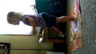 Fin dancing