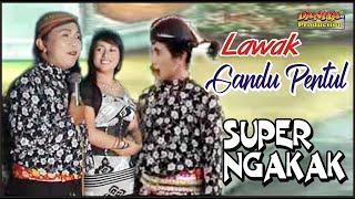 LAWAK GANDU PENTHOL DI MUNCAR BANYUWANGI By Daniya Production Siliragung