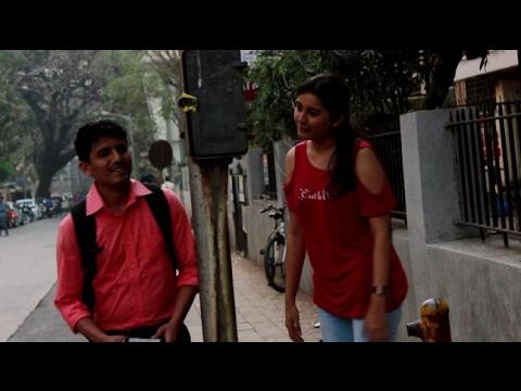 Hot Girl Asking For MU ME LE | Prank In INDIA