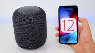iOS 12 auf dem HomePod - Was ist neu?