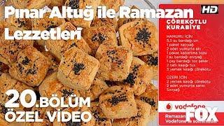 Çörekotlu Kurabiye... Pınar Altuğ ile Ramazan Lezzetleri 20. Bölüm