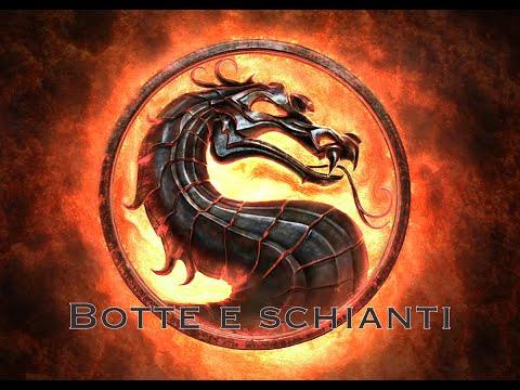 Mortal Kombat 1 - BOTTE E SCHIANTI