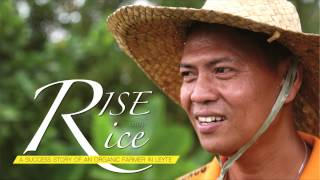 Rise with Rice: A Success Story of an Organic Rice Farmer in Leyte