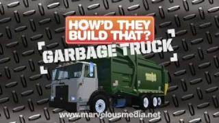 How'd They Build That? Garbage Truck DVD