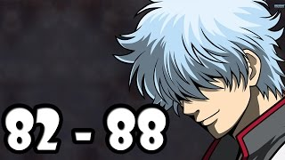 Gintama Episodes 82, 83, 84, 85, 86, 87, & 88 REACTIONS