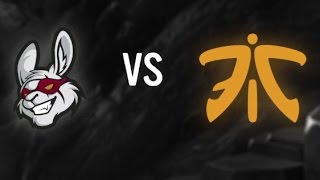MISFITS vs FNATIC Highlights - 3rd Place Decider EULCS Spring 2017