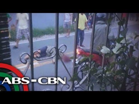 TV Patrol: Lalaking may nakagitgitan, pinagbabaril, patay