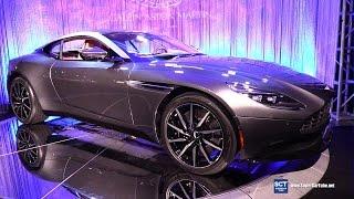 Aston Martin DB11 by Galpin - Exterior  Walkaround - 2016 LA Auto Show