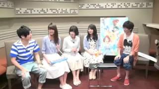アニメ『四月は君の嘘』キャスト発表会