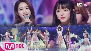 [OH MY GIRL - Secret Garden] Comeback Stage   M COUNTDOWN 180111 EP.553