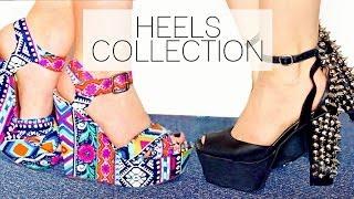 Shoe Collection: HEELS!