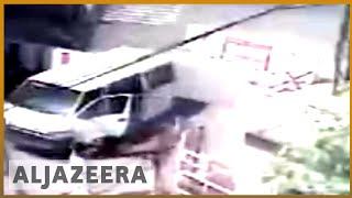 Footage of Taliban attack in Lahore