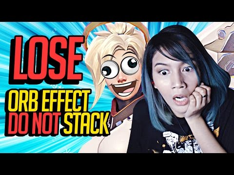 DEFEAT + LOSE = ORB EFFECT DO NOT STACK :  Overwatch Funny Moments