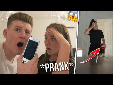 Xxx Mp4 I SMASHED My 13 Year Old Sisters IPHONE She Nearly Cried 3gp Sex
