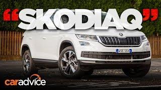 Kodiaq review: Is Skoda