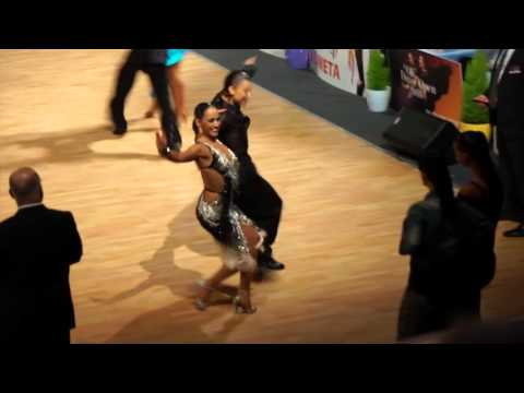 Andrey Gusev - Vera Bondareva | Brno Open 2016 | Final Samba