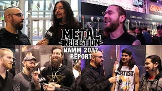 NAMM 2017 REPORT | Metal Injection
