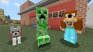 Minecraft Xbox - Fire Station [211]