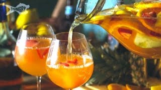 Sangria! Perfect for any occasion! - Beer Chicks