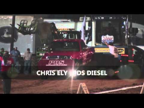 East Coast Pullers Diesel Truck Pull in Winchester VA June 14 2013