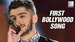 Hollywood Singer Zayn Malik Records First Hindi Song For Bollywood | LehrenTV