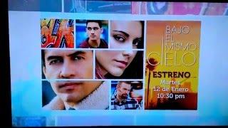 Bajo El Mismo Cielo - Gala TV (México) Promo