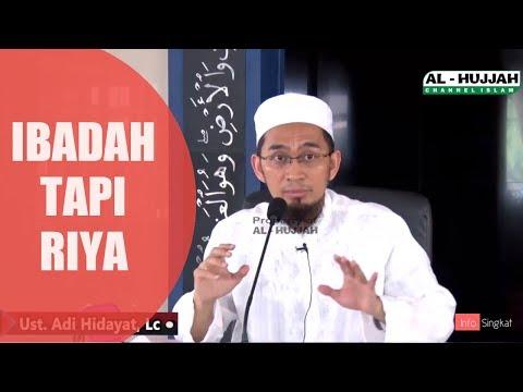 Xxx Mp4 Ibadah Tapi Riya Ustadz Adi Hidayat LC MA 3gp Sex