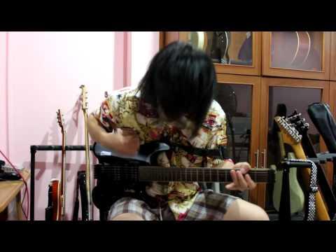 แป๊ะ Syndrome รุ้ง Slot Machine Guitar Cover