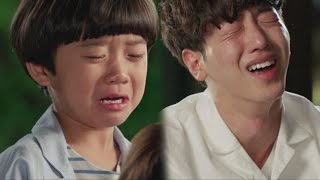 Lee Tae Sun can't stop crying with Cho Yeon Ho!  《Entertainer》 딴따라 EP12