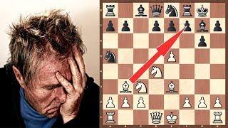أفخاخ الشطرنج : الفخ المميت لبوبي فيشر