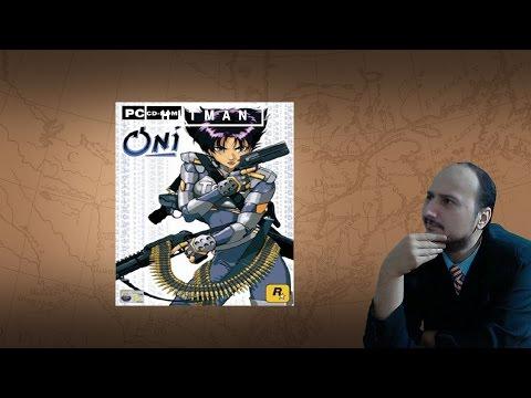 Gaming History: Oni