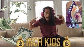 10 RICHEST KIDS IN THE WORLD ( IM RICH??💰 )