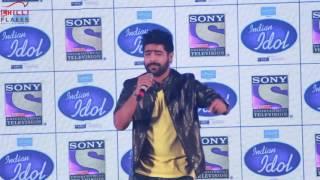 Bahubali Song- Manohari- Singer  Revanth Live Song At  Indian Idol (Season 9)