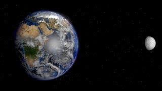 দেখুন চাঁদ না থাকলে পৃথিবীতে যে বিস্ময়কর কান্ডগুলো ঘটতো !!!