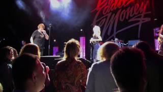 Claudia Hoyser and Eddie Money-'Take Me Home Tonight' at del Lago Casino 3.31.17