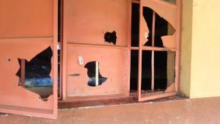 Student killed, 36 injured as gang attacks school