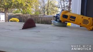 HOW TO MAKE A TABLE SAW USING A CIRCULAR SAW
