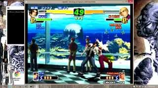 The King of Fighters 94-2003 collection portable pc