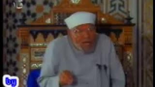 رؤية الشيخ الشعراوى