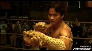 Yuri Boyka Vs Tony Jaa - Fight Sences 2016