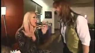 Sable Destroys Stephanie McMahon