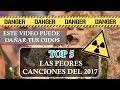 Download Video Download PELIGRO !😵 ESTE VÍDEO CAUSA DIARREA || TOP LAS PEORES CANCIONES DEL 2017 3GP MP4 FLV
