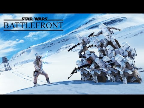 Star Wars Battlefront - Random Moments