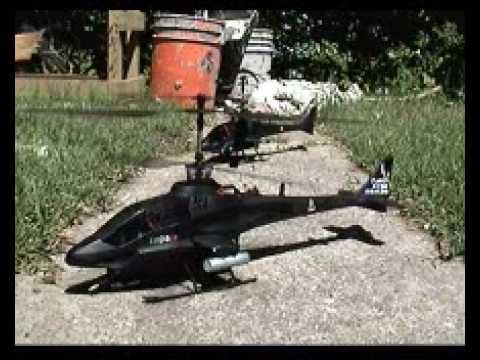 mi Helicoptero CX2 de control remoto