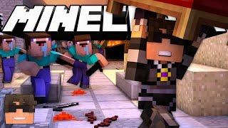 Minecraft BED WARS!   I FINALLY WON! (Minecraft Bed Wars Minigame)