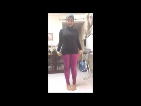 Muslimah Bertudung Tetek cup G