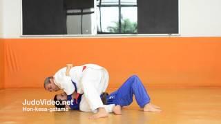 JudoVideo.net: Hon-kesa-gatame