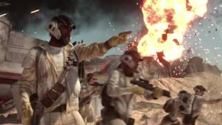 Star Wars Battlefront Music Video (Shinedown - Sound of Madness)