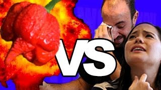 World's Hottest Pepper Puzzle Test with Lana McKissack and Maddox