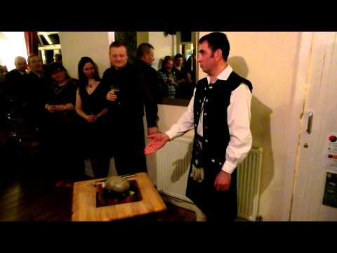 Xxx Mp4 Burns Supper At The House O Hill Hotel And Restaurant January 26th 2013 3gp Sex